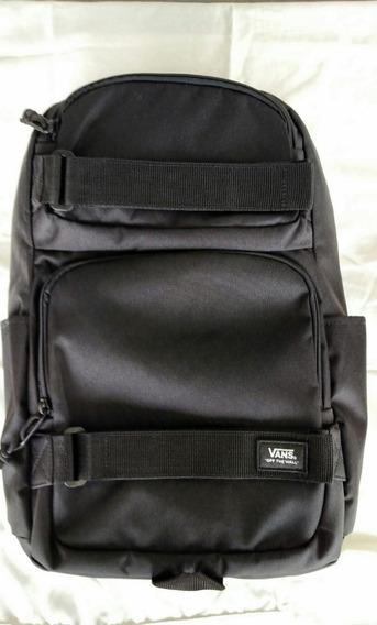 Mochila Vans Transient Original Preta Old School Backpack