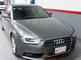 Audi A4 Sedan 4p Trendy Plus L4/2.0/t Aut