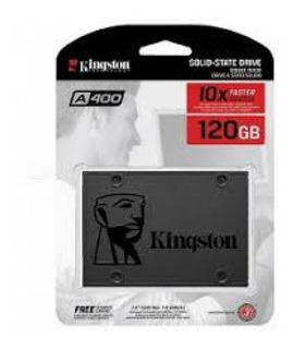 Disco Solido Interno Kingston 120gb Ssd A400