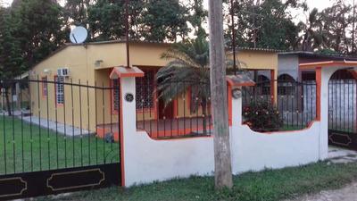 Hermosa Y Amplia Casa En Paraiso, Tabasco