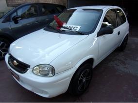 Chevrolet Corsa Gl 2011 Blanco Financiamos