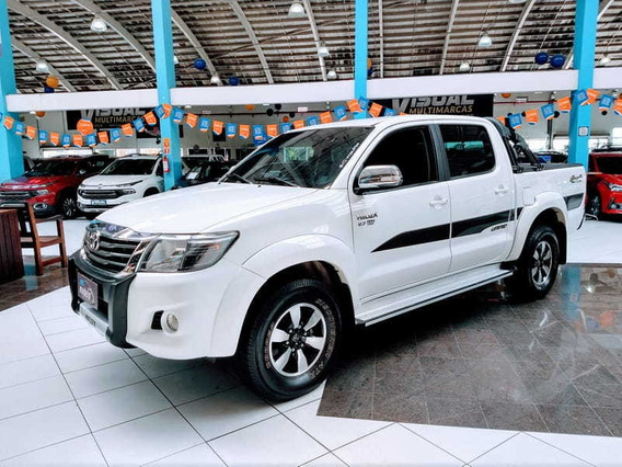 Toyota Hilux 2.7 Srv Cd 4x4 At 2013