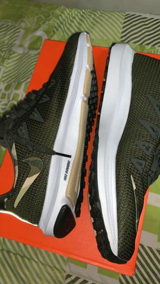 Zapatillas Nike (verde Militar)