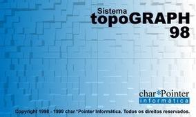 Topograph 98 Se - Com Geo - Versão 3.05 + Cpe Transfer