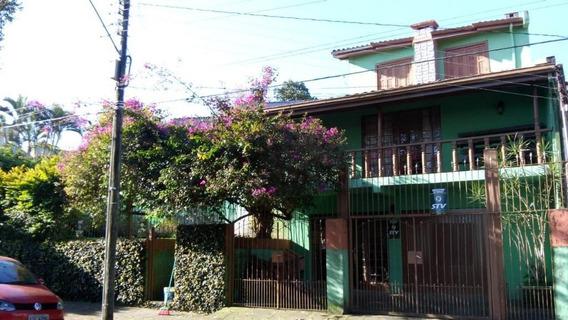 Casarão, Duas Suítes, Piscina, Sacada, Bairro Espirito Santo, Porto Alegre - Ca0629