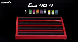 Pedalboard Doble A® - Modelo Eco 40-4 (incluye Bolso)