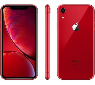 iPhone Xr 256gb Red Vitrine 3 Meses Garantia Pronta Entrega