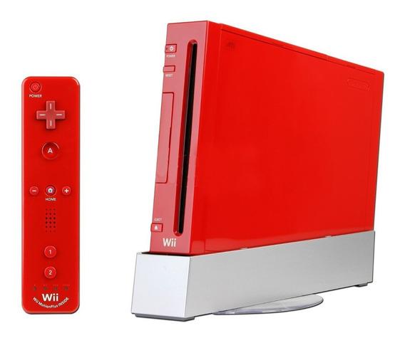 Super64 Wii Con Juegos, 4 Controles, 1 Año Gtia Msi U2