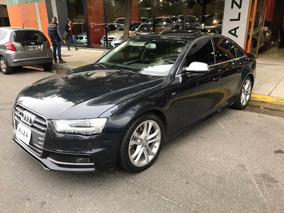 Audi S4 Quattro 344 Cv Excelente Estado Alza Motors