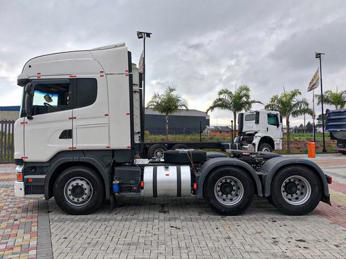 Scania R440 18 6x4 Com Retarder - Borboleta -no Cavalo=vw,mb