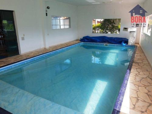 Chácara Com 3 Dormitórios À Venda, 600 M² Por R$ 750.000,00 - Boa Vista - Mairiporã/sp - Ch0380