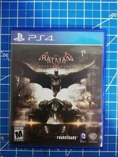Usado Batman Arkham Knight Ps4