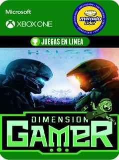 Halo 5 - Xbox One - Online/offline