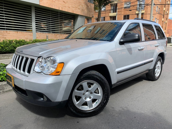 Jeep Grand Cherokee Laredo 3.700cc A/t 6ab Fe 4x4 2009