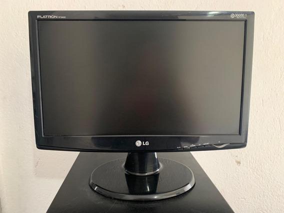 Monitor 19´ Widescreen *queima De Estoque* - Usado