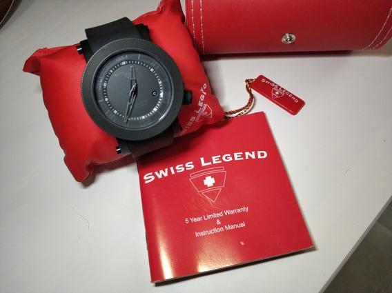 Relógio Swiss Legend Cyclone