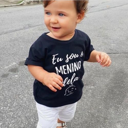 Camiseta Mãe E Filho
