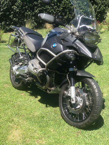 Moto Bmw Gs 1200 Adventure