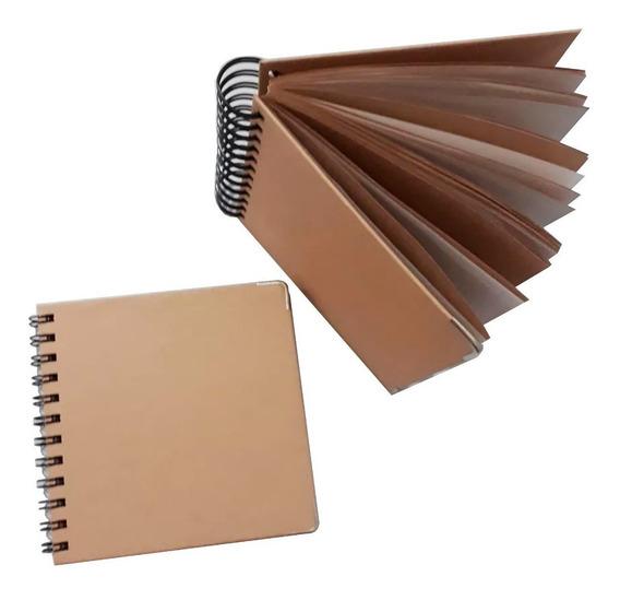 Album Scrapbook Kraft Pequeno Barato 16x18 Livro De Casamento Debutante Aniversário Primeiro Aniversário Ok P/ Artesanto