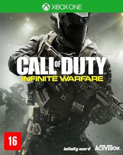 Call Of Duty Infinite Warfare Xbox One Envíos Grátis Rápido