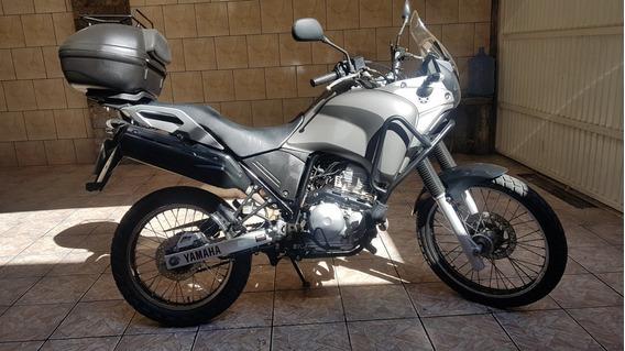 Yamaha Ténéré Xtz 250 Flex 2016 Cinza