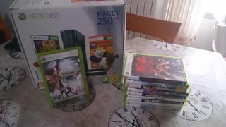 Xbox 360 Kinect De 250 Gb