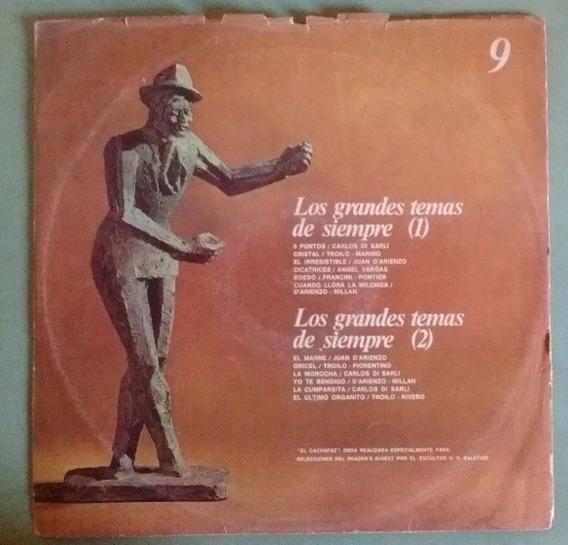 Tango Disco Vinilo Los Grandes Temas De Siempre