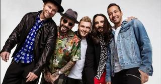 Entradas Backstreet Boys 4 Marzo Cancha