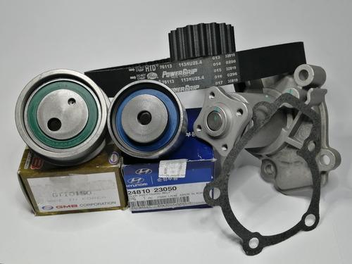 Kit Distribucion Con Bomba Tucson 2.0  Kia New Sportage 2.0