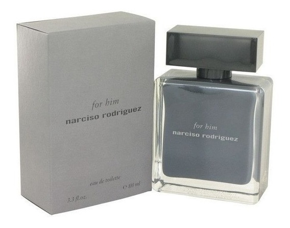 Perfume For Him Masculino Edt 100ml - Narciso Rodriguez