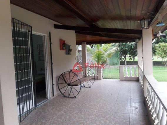 Chácara Com 2 Dormitórios À Venda, 1200 M² Por R$ 250.000 - São João Da Boa Vista - Caçapava/sp - Ch0073