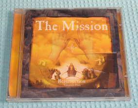 Cd The Mission - Resurrection - Greatest Hits