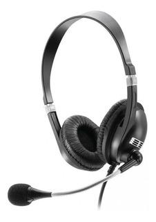 Fone De Ouvido Multilaser Microfone Ps2 Preto Ph041