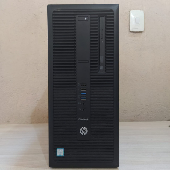 Pc Hp Elitedesk 800 G2 Core I5 6500 - 4gb Memoria- Hd 500gb