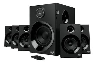 Parlante Home Theater Logitech Z607 5.1 160w Bluetooth Amv