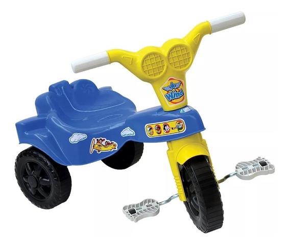 Brinquedo Triciculo Velotrol Infantil Tico Tico - 2 P/compra