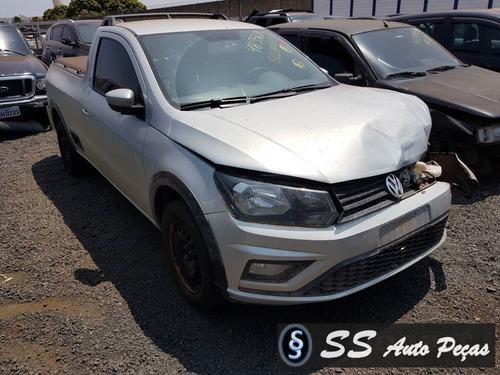 Sucata Volkswagen Saveiro 2017 - Somente Retirar Peças