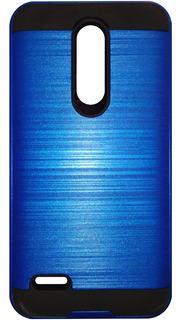 Funda LG K11 - Reforzadas Lisas Colores Texturados