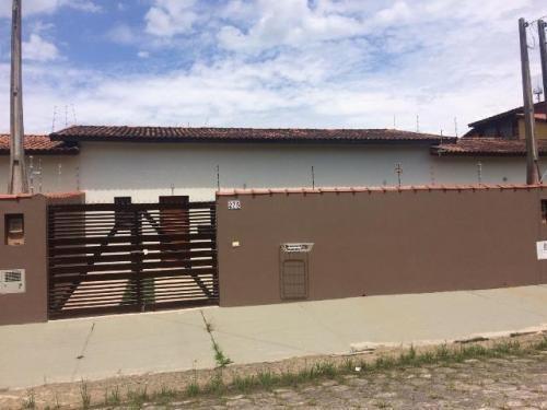 Casa No Bairro Cibratel, Em Itanhaém, Litoral Sul Cod.6532