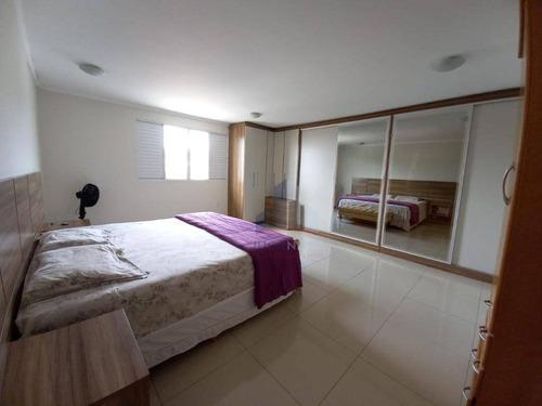 Imagem 1 de 30 de Sobrado Com 3 Dormitórios À Venda Por R$ 400.000,00 - Vila Nova Mauá - Mauá/sp - So0245
