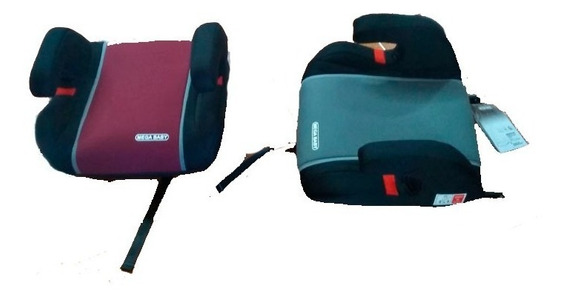Booster Auto Mega Baby Croossing Isofix 15 A 36kg Babymovil