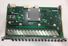 (55602)f. Olt Huawei Placa Gpfd 16 Gpon C+