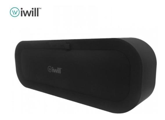 Caixa De Som S/ Fio Iwill Prime Speaker Bluetooth