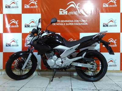 Fazer Ys 250 Preta 2012