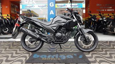 Yamaha Fazer 250cc 2012 Preta Impecável