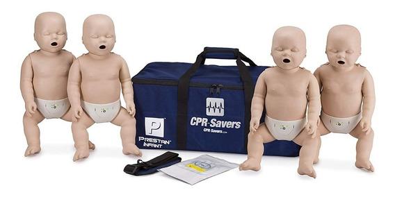 Prestan Profesional 4 Maniqui Infantil Monitor Aha Feedback