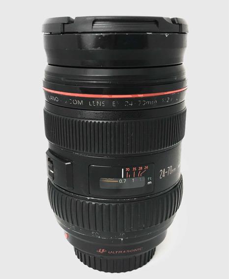 Lente Canon Ef 24-70 Mm F 2.8 L