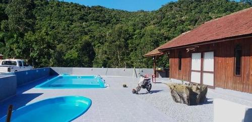 Chácara À Venda, 45000 M² Por R$ 490.000,00 - Centro - Angelina/sc - Ch0067