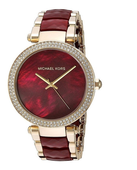Reloj Michael Kors Para Dama Mk6427 + Envío Gratis Y Msi