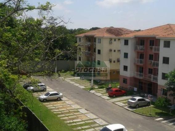 Apartamento Com 3 Dormitórios À Venda, 100 M² Por R$ 65.000 - Tarumã - Manaus/am - Ap2858